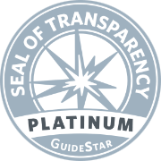 Seal of Transparency: Platinum by GuideStar